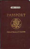 Thumbnail image of Passports and Naturalization Documents cover