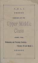 Thumbnail image of N. H. L. I. Upper Middle Class 1906 Exercises cover