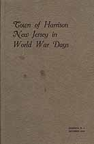 Thumbnail image of Harrison New Jersey in World War One cover