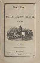 Thumbnail image of Vermont 1866 Legislative Members cover
