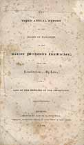 Thumbnail image of Boston Mechanics Institution 1830 Report cover