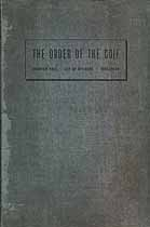 Thumbnail image of The Order of the Coif 1939 Directory cover