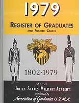 Thumbnail image of United States Military Academy 1979 Milestones cover