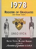 Thumbnail image of United States Military Academy 1978 Milestones cover
