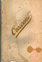 Thumbnail image of Crescent College 1911-1912 Catalog cover