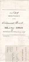 Thumbnail image of Richmond Beach Railway Company 1907 Report cover