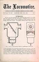 Thumbnail image of The Locomotive 1893 (July) Steam Boiler Insurance Newsletter cover