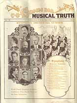 Thumbnail image of The Musical Truth May 1922 Issue cover