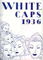 Thumbnail image of White Caps 1936 cover