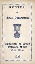 Thumbnail image of Illinois Daughters of Union Veterans of the Civil War 1929 Tent Officers cover