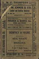 Thumbnail image of Morristown 1929 City Directory cover