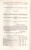 Thumbnail image of Indian Depredation Claims 1900 Judgement List cover