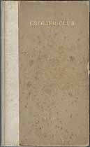 Thumbnail image of Grolier Club of NYC 1900 cover