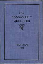 Thumbnail image of Kansas City Quill Club 1925 Year Book cover