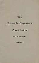 Thumbnail image of Norwich Cemetery Association 1917 cover