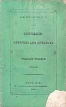 Thumbnail image of Williams College 1841-42 Catalogue cover