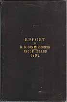 Thumbnail image of Rhode Island 1895 Railroad Accident Reports cover
