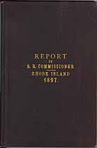 Thumbnail image of Rhode Island 1897 Railroad Accident Reports cover
