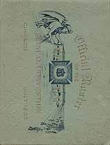 Thumbnail image of Independent Telephone Pioneer Association 1933 Roster cover
