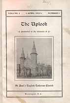 Thumbnail image of St. Paul's 1904 Uplook Newsletter cover
