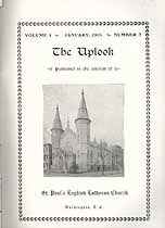 Thumbnail image of St. Paul's 1905 Uplook Newsletter cover