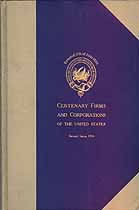 Thumbnail image of Centenary Firms and Corporations of the United States, 1916 cover