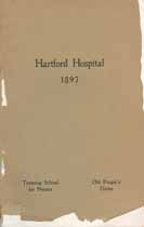 Thumbnail image of Hartford Hospital 1897 Report cover