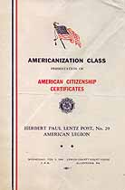 Thumbnail image of Lehigh County 1944 Naturalizations (February 9) cover