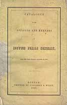 Thumbnail image of Ipswich Female Seminary 1849 Catalogue cover