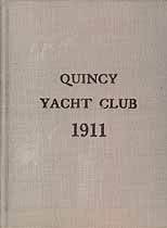 Thumbnail image of Quincy Yacht Club 1911 Year Book cover