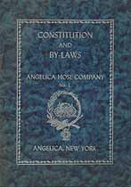 Thumbnail image of Angelica Hose Company No. 1 Roster 1946 cover