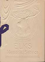 Thumbnail image of Portland Lodge, No. 142, B.P.O.E. 1908 Memorial cover