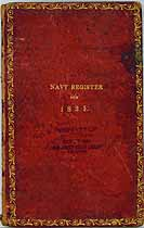 Thumbnail image of Navy Register for 1825 cover